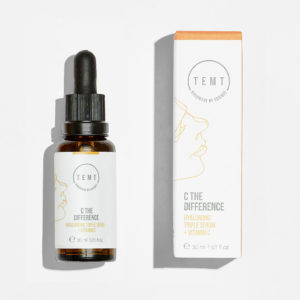Hyaluronic Triple Serum + Vitamin C - TEMT C The Difference