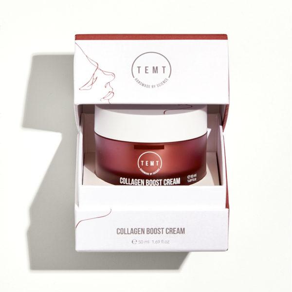 TEMT Collagen Boost Face Cream Front